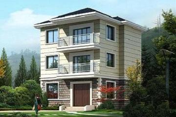 简单实用的三层小别墅设计图,经济实用
