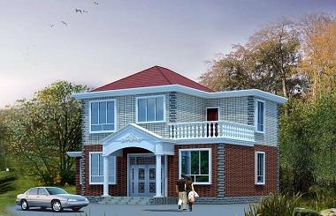 销量超高的二层小别墅设计图,布局完善合理