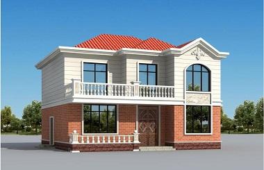 精致二层农村自建房屋设计图,含全套施工图纸
