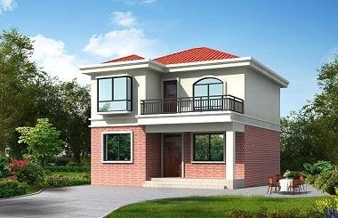 经典二层自建别墅设计图,含全套完善施工图纸