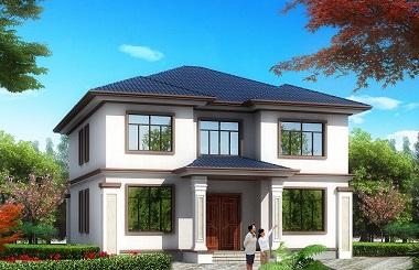 新中式高端自建别墅设计图,带有地下室,非常适合做商务招待场所