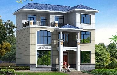 经典三层自建房屋设计图,安全套完善施工图纸,请放心购买