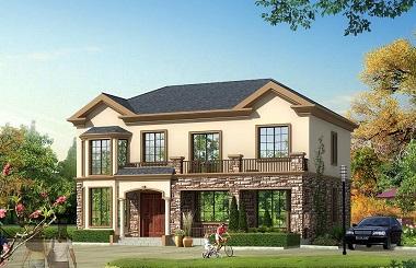 一款非常适合做农村自建房的二层房屋设计图,含全套完善施工图纸