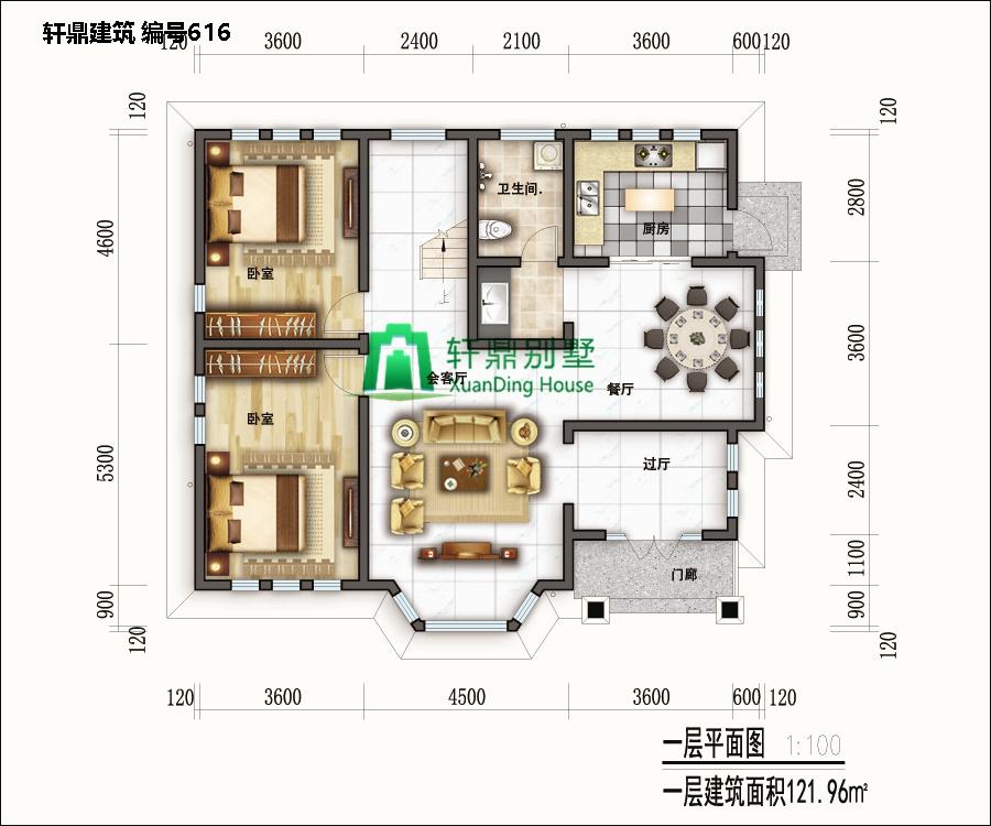 现代精品二层自建别墅设计图p1.jpg