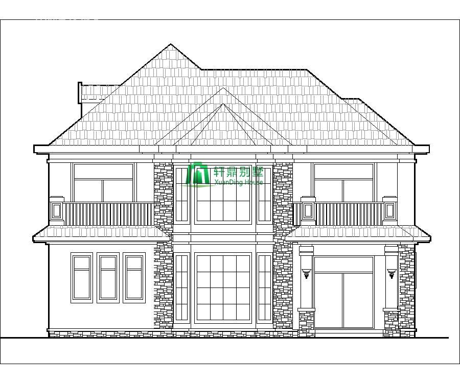 现代精品二层自建别墅设计图5.jpg