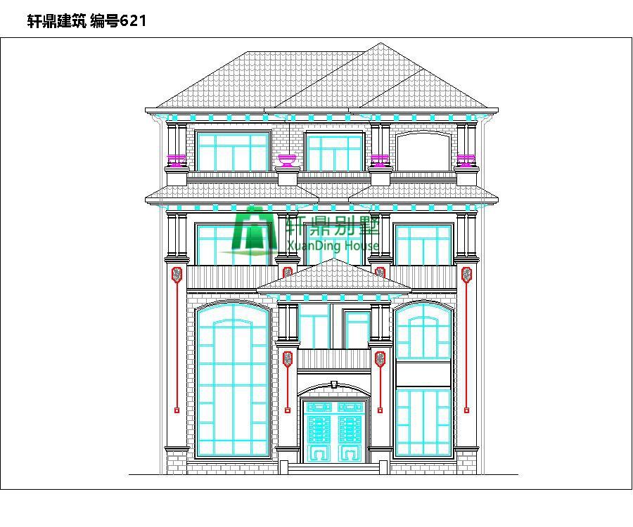 高端欧式四层自建别墅设计图15.jpg