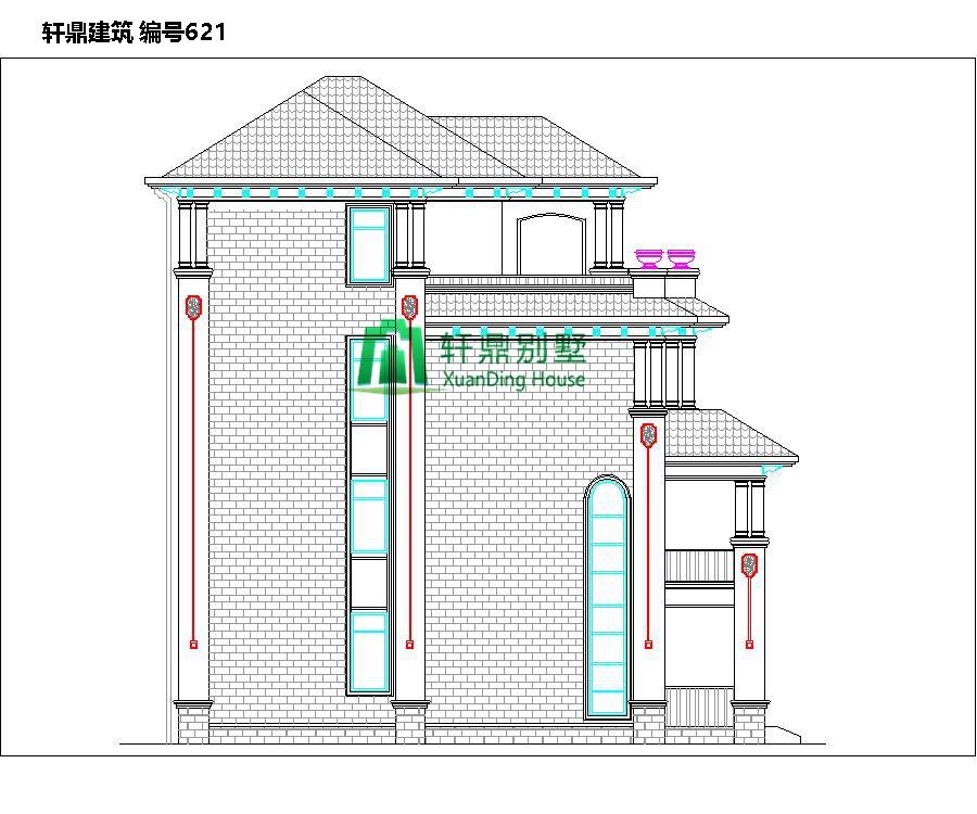 高端欧式四层自建别墅设计图17.jpg