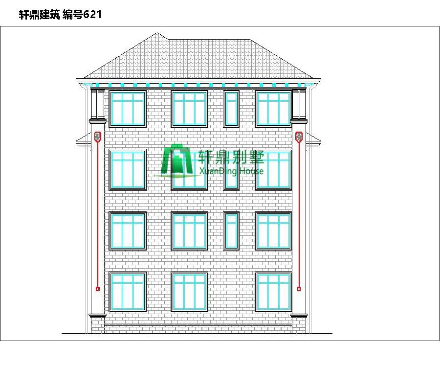 高端欧式四层自建别墅设计图16.jpg