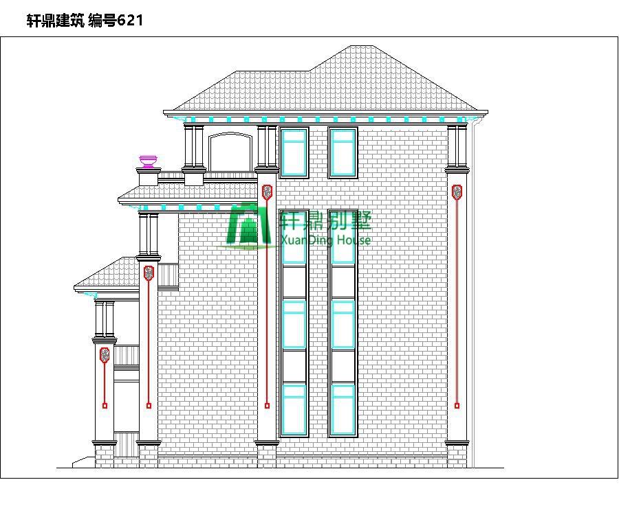 高端欧式四层自建别墅设计图18.jpg