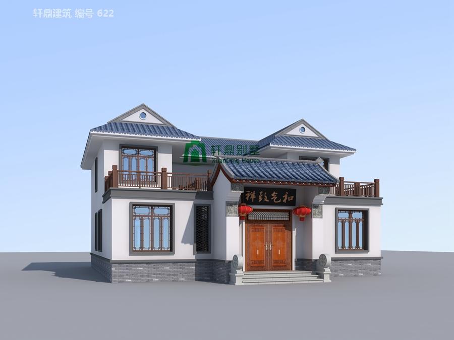 1高端带院中式自建别墅设计图7.jpg