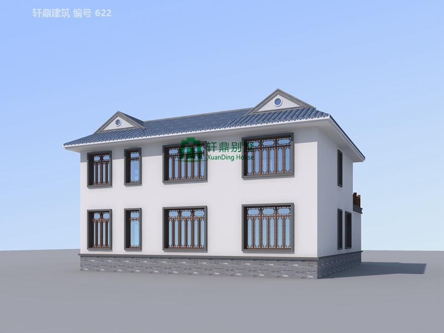 1高端带院中式自建别墅设计图6.jpg