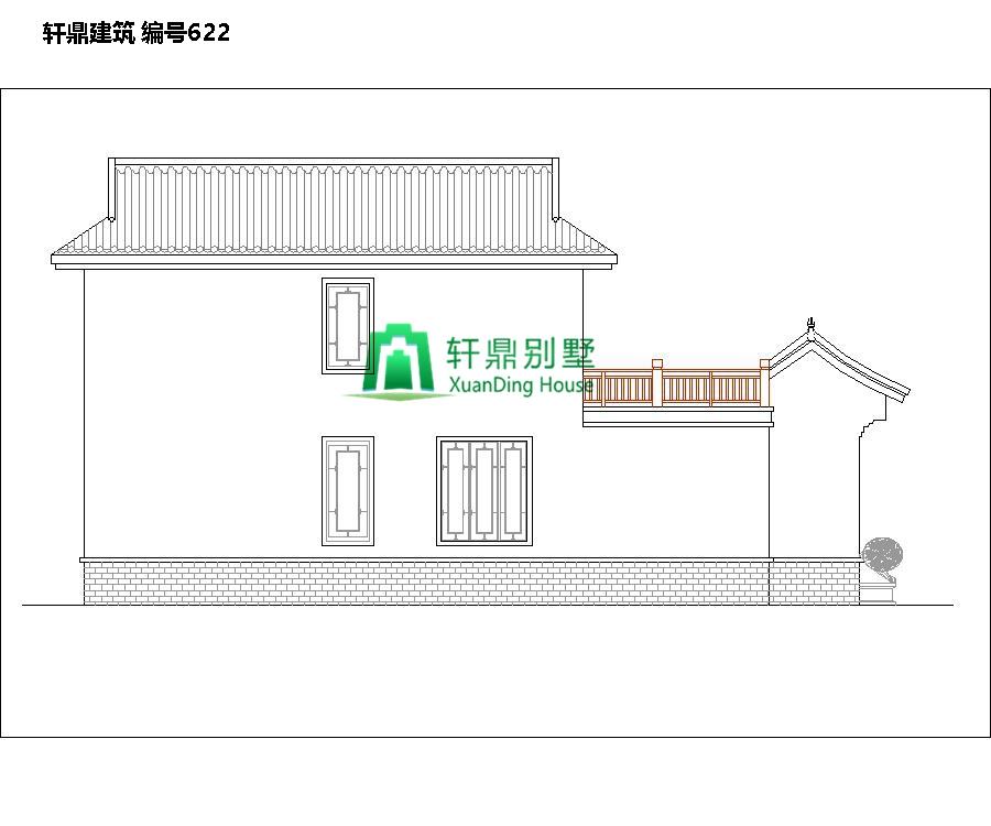 高端带院中式自建别墅设计图5.jpg