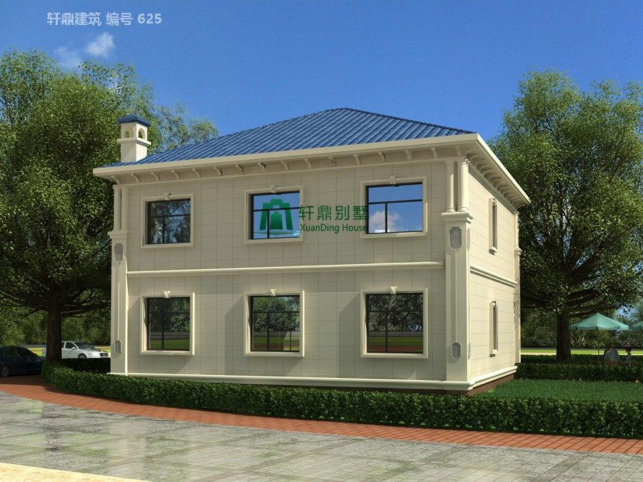 1小户型欧式自建别墅设计图2.jpg