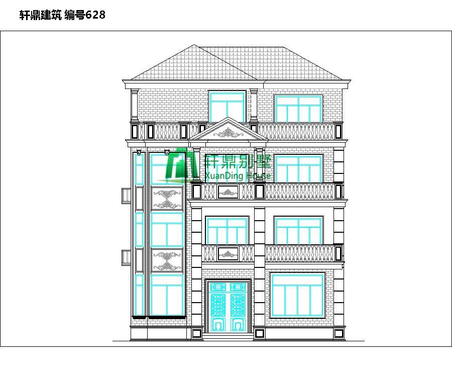 四层自建吧别墅设计1.jpg
