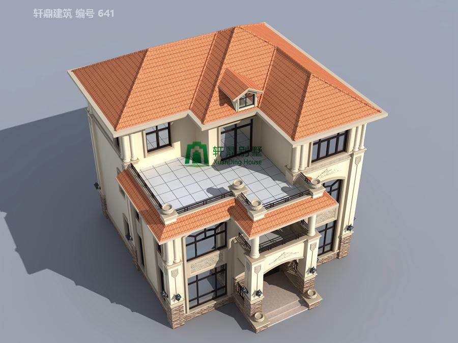 欧式三层自建别墅设计图13.jpg