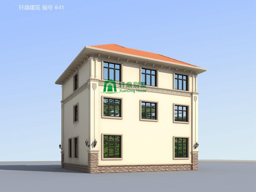 欧式三层自建别墅设计图11.jpg