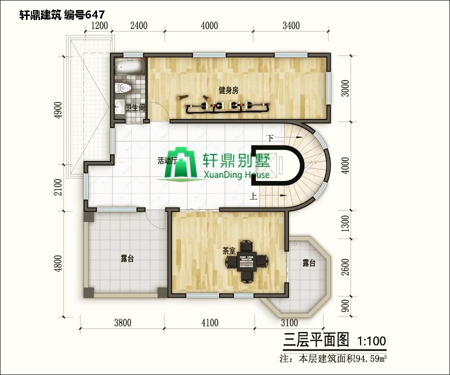 欧式三层半自建别墅设计图7.jpg