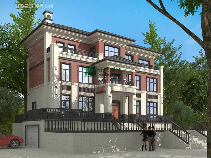 中式三层自建别墅12.jpg