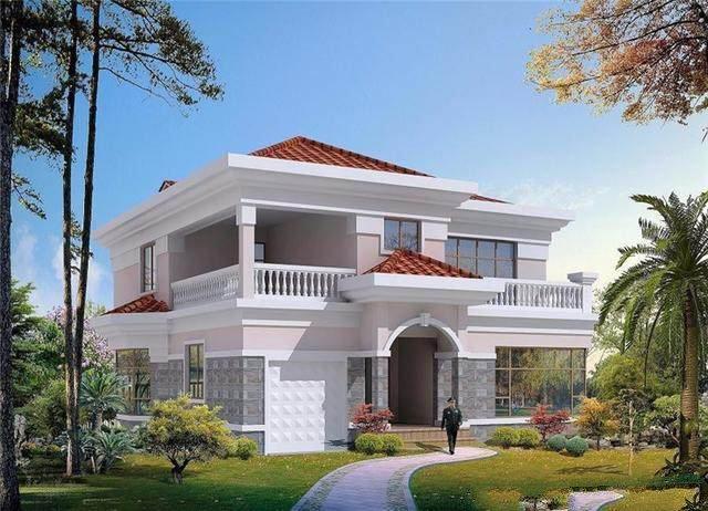 推荐3款热门别墅,如果你选择今年建造这三种最热门的别墅类型,你喜欢哪一种?