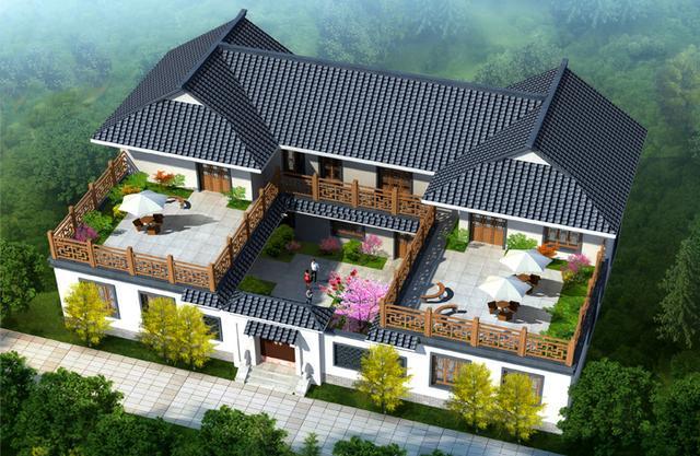 农村中国式别墅