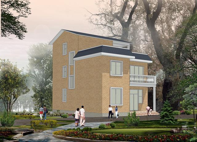 农村住宅建设