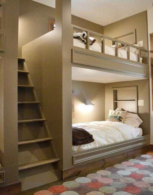 新房子的卧室太小