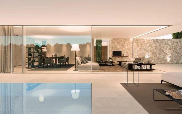 新别墅的设计