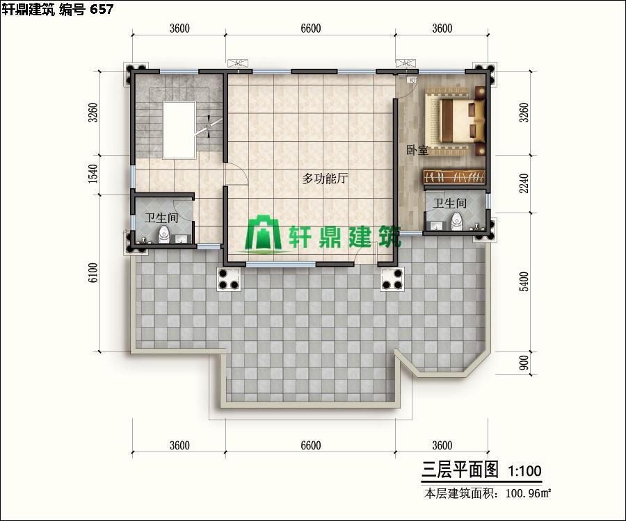 精品欧式三层自建别墅设计施工全套图纸12.jpg