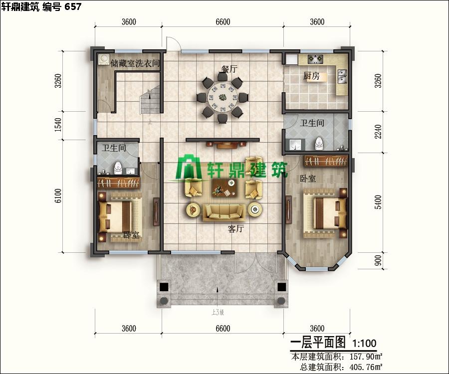 精品欧式三层自建别墅设计施工全套图纸10.jpg
