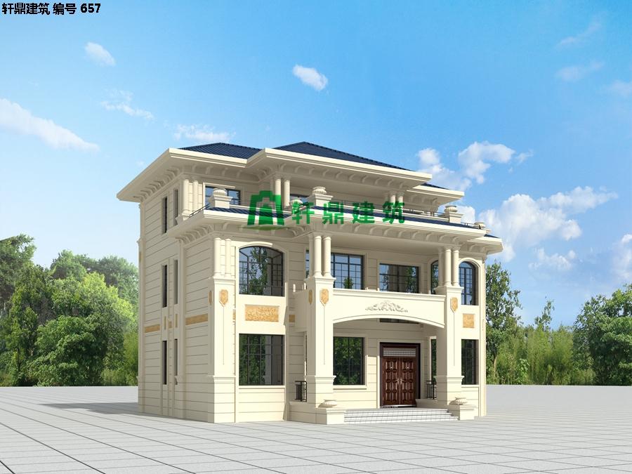 精品欧式三层自建别墅设计施工全套图纸02.jpg