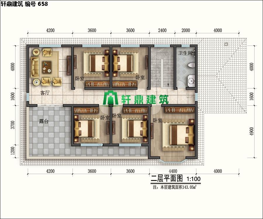 自建田园二层小别墅设计施工图10.jpg