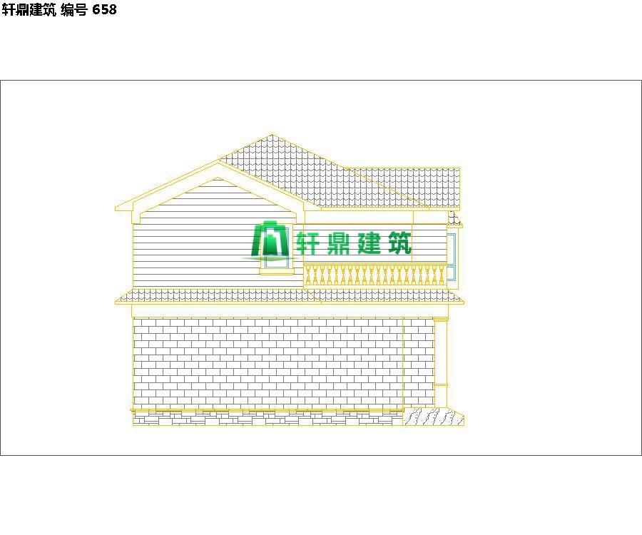 自建田园二层小别墅设计施工图07.jpg
