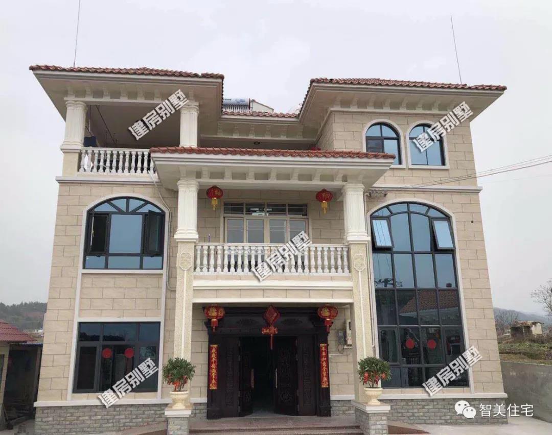 风格不同的别墅设计