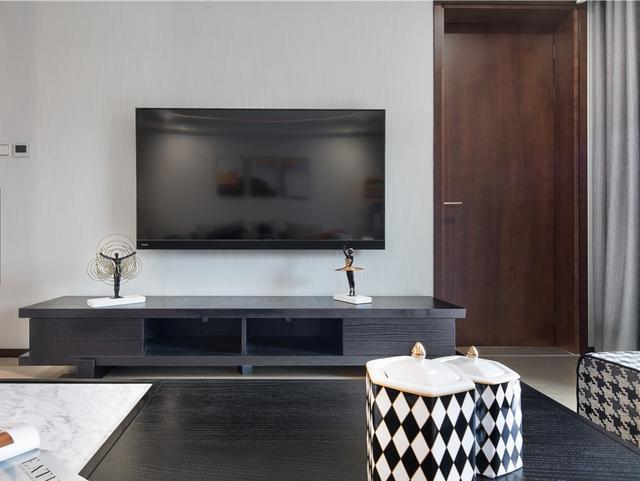 现代风三居室设计