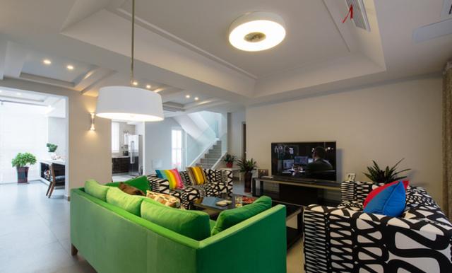 现代极简主义别墅室内装饰设计图,美的不可方物!
