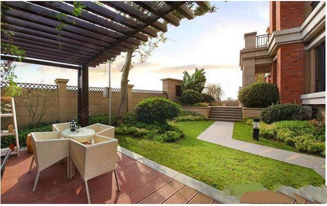 庭院设计别墅的现实生活地图有其自身的特点,所以每个人都应该根据自己别墅庭院的大小和结构来设计庭院环境。