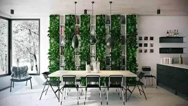 11种别墅餐厅设计,让你大开眼界!