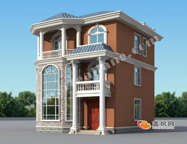 三层农村自建住宅