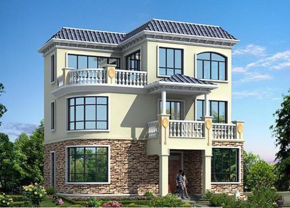 农村自建住宅设计图纸